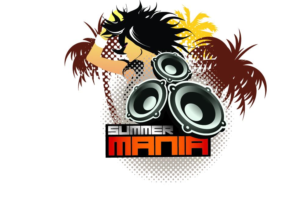 Summer mania logo